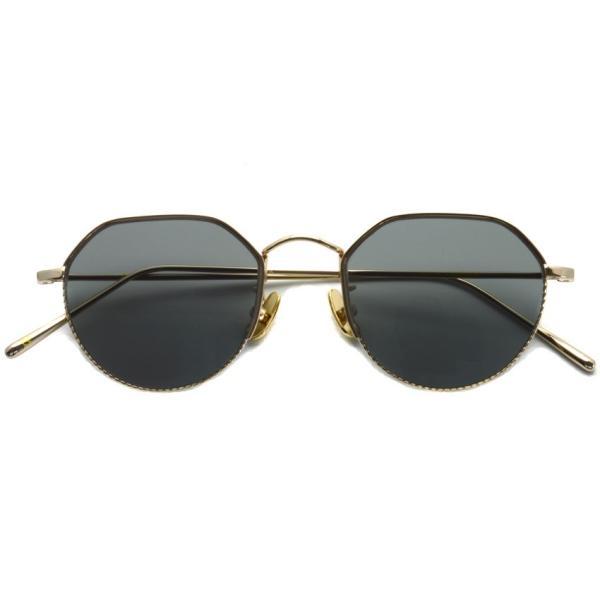 A.D.S.R. TIPSY01[b] ティプシー Gold - Black lenses ゴールド-ブラックレンズ サングラス|props-tokyo|02