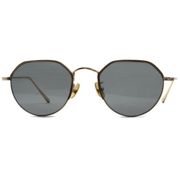 A.D.S.R. TIPSY01[b] ティプシー Gold - Black lenses ゴールド-ブラックレンズ サングラス|props-tokyo|06