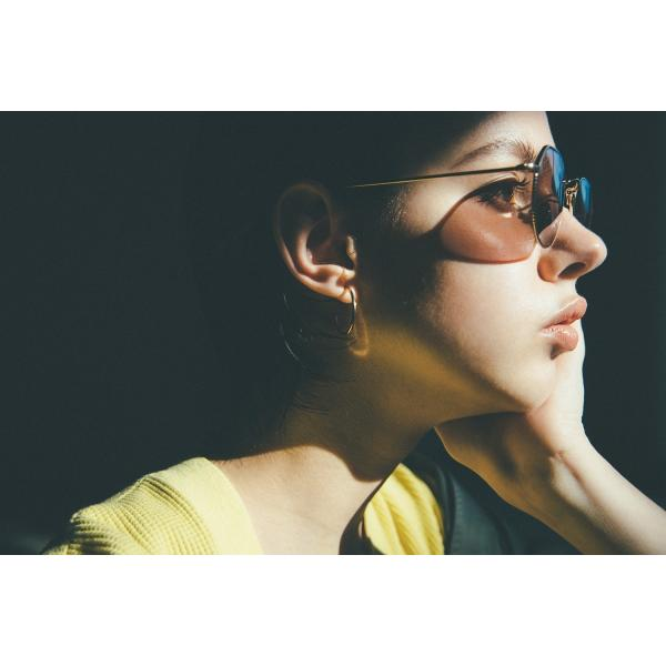 A.D.S.R. TIPSY01[b] ティプシー Gold - Black lenses ゴールド-ブラックレンズ サングラス|props-tokyo|09