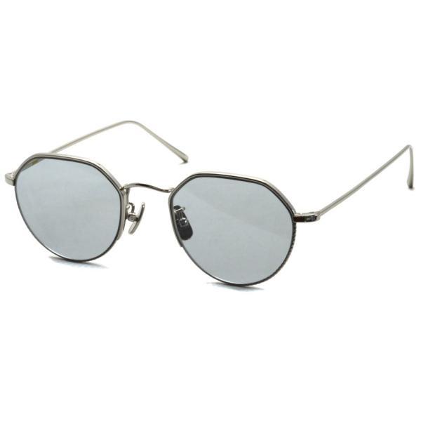 A.D.S.R. TIPSY02[c] ティプシー Silver - Gray lenses シルバー-ライトグレーレンズ サングラス|props-tokyo