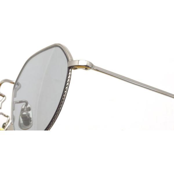 A.D.S.R. TIPSY02[c] ティプシー Silver - Gray lenses シルバー-ライトグレーレンズ サングラス|props-tokyo|04