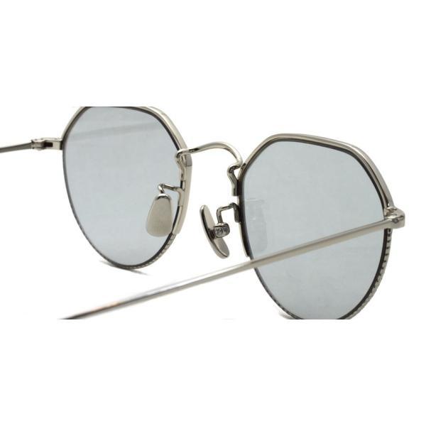 A.D.S.R. TIPSY02[c] ティプシー Silver - Gray lenses シルバー-ライトグレーレンズ サングラス|props-tokyo|05