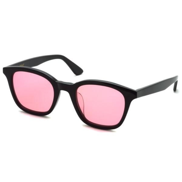 A.D.S.R. ZAPPA ザッパ 01 (b) Shiny Black - Light Red lenses ブラック-ライトレッド サングラス 【送料無料】|props-tokyo