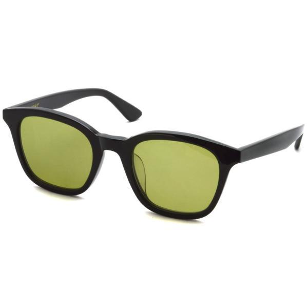 A.D.S.R. ZAPPA ザッパ 01 (a) Shiny Black-Light Green lenses ブラック-ライトグリーン サングラス 【送料無料】|props-tokyo