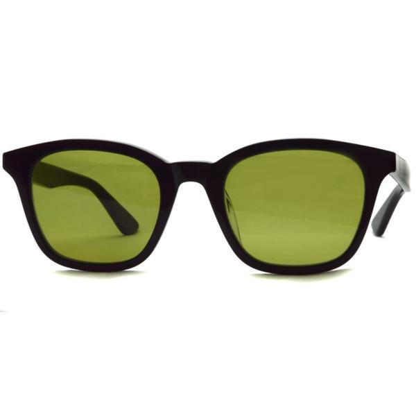 A.D.S.R. ZAPPA ザッパ 01 (a) Shiny Black-Light Green lenses ブラック-ライトグリーン サングラス 【送料無料】|props-tokyo|04