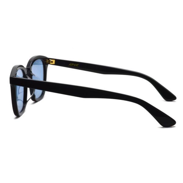 A.D.S.R. ZAPPA ザッパ 01 (c) Shiny Black-Light Blue lenses ブラック-ライトブルーレンズ サングラス 【送料無料】|props-tokyo|04