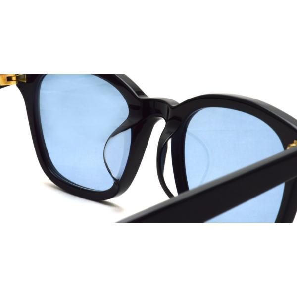 A.D.S.R. ZAPPA ザッパ 01 (c) Shiny Black-Light Blue lenses ブラック-ライトブルーレンズ サングラス 【送料無料】|props-tokyo|05