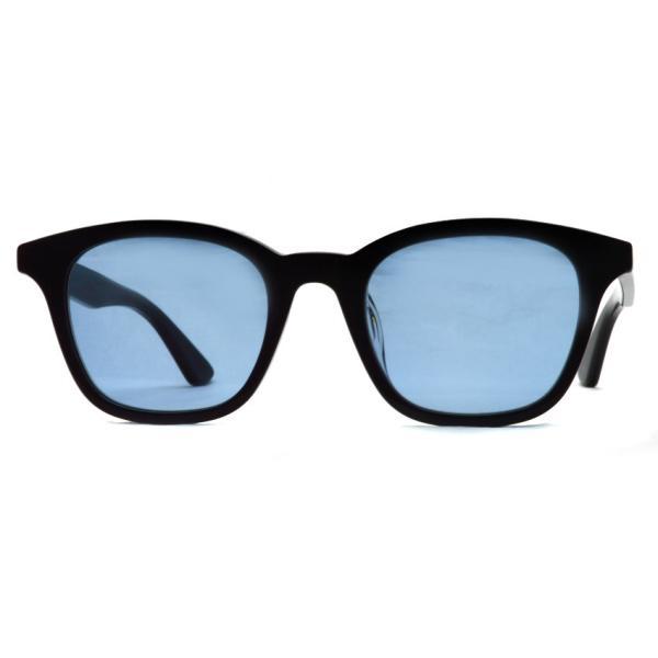 A.D.S.R. ZAPPA ザッパ 01 (c) Shiny Black-Light Blue lenses ブラック-ライトブルーレンズ サングラス 【送料無料】|props-tokyo|06
