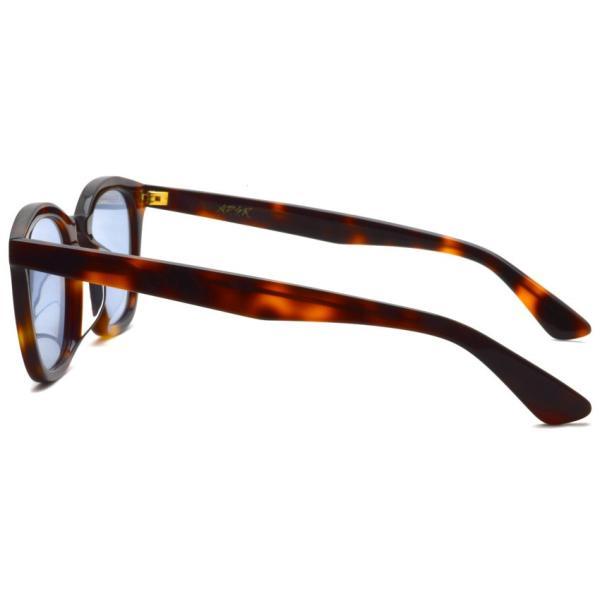 A.D.S.R. ZAPPA ザッパ 02 (b) Havana Brown-Light Blue lenses ハバナブラウン-ライトブルー サングラス 【送料無料】|props-tokyo|03