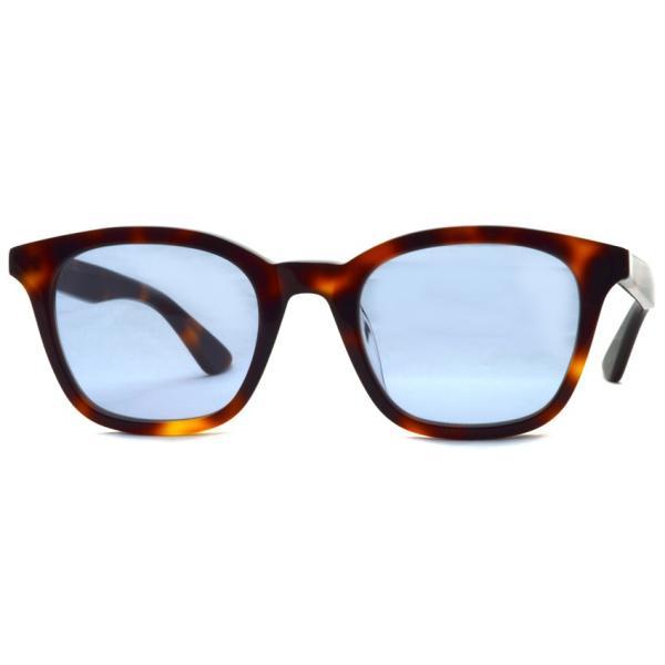 A.D.S.R. ZAPPA ザッパ 02 (b) Havana Brown-Light Blue lenses ハバナブラウン-ライトブルー サングラス 【送料無料】|props-tokyo|04