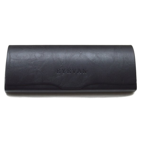 EYEVAN アイヴァン 0504 BKG ブラック-ゴールド メガネ ラウンドメタルフレーム|props-tokyo|08