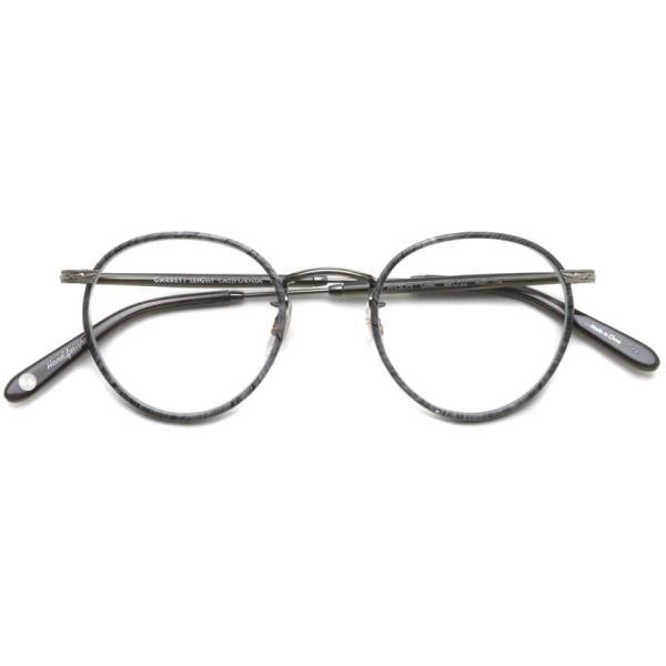 GLCO ジーエルシーオー Garret Leight California Optical ギャレットレイト /  Wilson ウィルソン / GREY MARBLE【送料無料】|props-tokyo|02