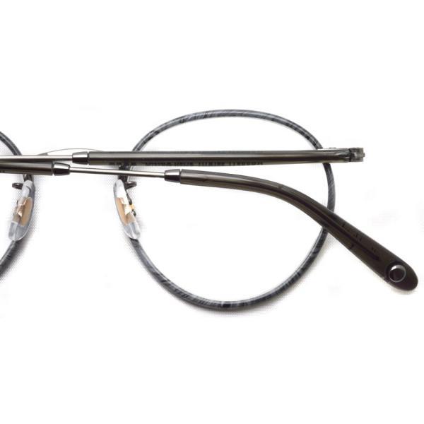 GLCO ジーエルシーオー Garret Leight California Optical ギャレットレイト /  Wilson ウィルソン / GREY MARBLE【送料無料】|props-tokyo|05