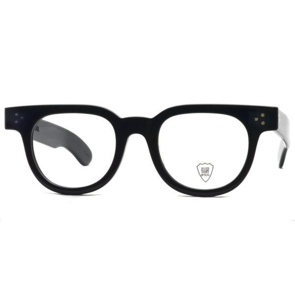 JULIUS TART OPTICAL タート メガネフレーム FDR エフディーアール BLACK ブラック サイズ 48|props-tokyo|06
