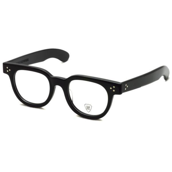 JULIUS TART OPTICAL タート メガネフレーム FDR サイズ 48□24 エフディーアール BLACK ブラック props-tokyo
