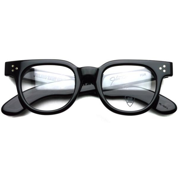 JULIUS TART OPTICAL タート メガネフレーム FDR サイズ 48□24 エフディーアール BLACK ブラック props-tokyo 02