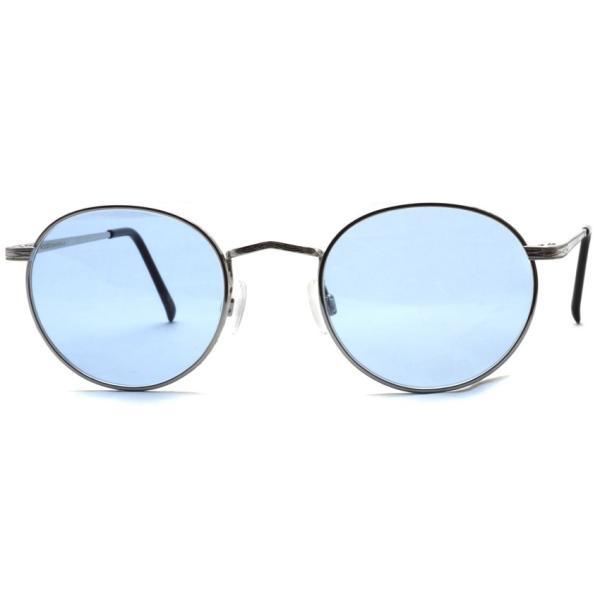 MOSCOT モスコット サングラス DOV-Sun SILVER/BLUE シルバー/ブルー PROPSオリジナルレンズ|props-tokyo|04
