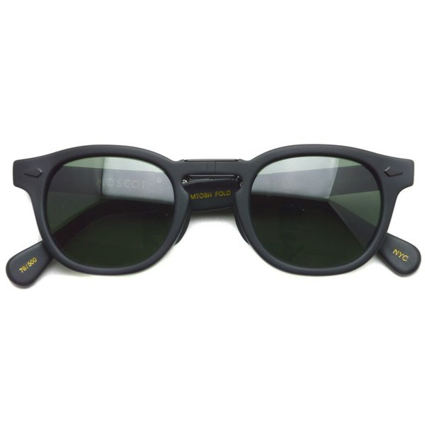 MOSCOT x FREEMANS SPORTING CLUB  LEMTOSH FOLD-A  MATTE BLACK - G15 限定モデル アジアンフィット|props-tokyo|02