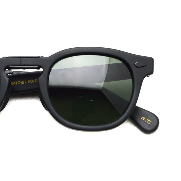 MOSCOT x FREEMANS SPORTING CLUB  LEMTOSH FOLD-A  MATTE BLACK - G15 限定モデル アジアンフィット|props-tokyo|03