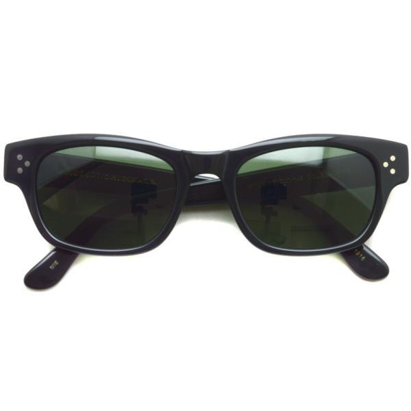 MOSCOT モスコット サングラス HYMAN-Sun ハイマン サン BLACK / G15 ブラック-ダークグリ−ンガラスレンズ|props-tokyo|02