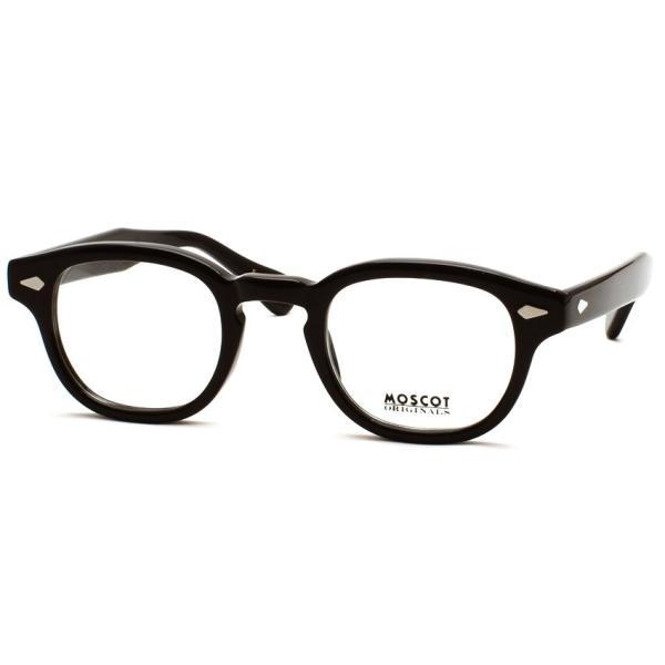 MOSCOT モスコット メガネフレーム LEMTOSH レムトッシュ BLACK ブラック 【送料無料】|props-tokyo