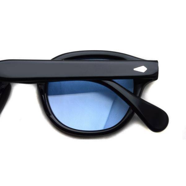 MOSCOT モスコット サングラス LEMTOSH-Sun レムトッシュサン BLACK-BLUE ブラック・ブルー PROPSオリジナルカラーレンズ 【送料無料】|props-tokyo|05