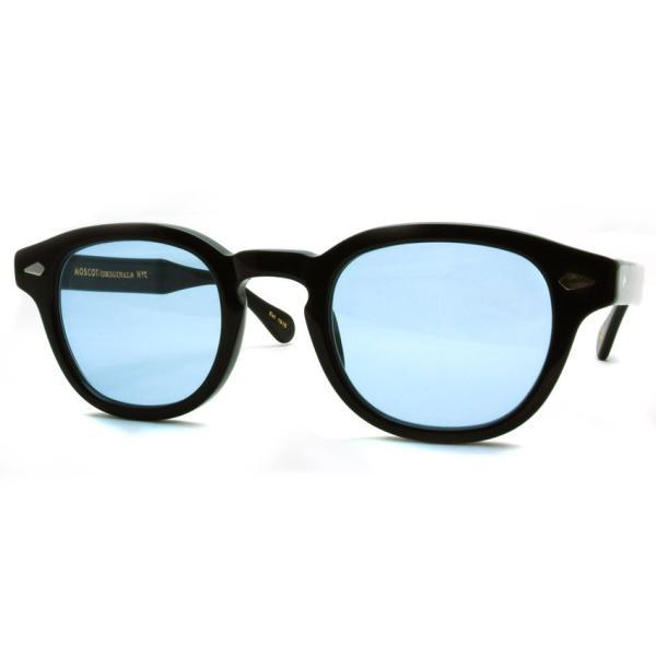 MOSCOT モスコット サングラス LEMTOSH-Sun レムトッシュサン BLACK-BLUE ブラック・ブルー PROPSオリジナルカラーレンズ 【送料無料】|props-tokyo|06