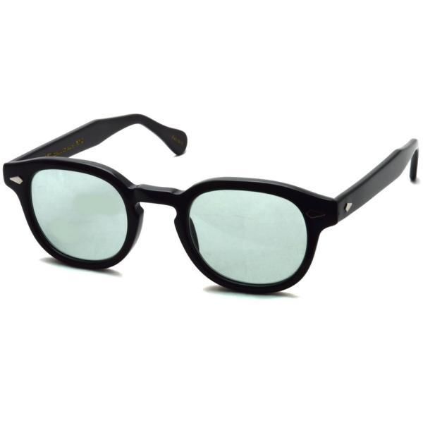 MOSCOT モスコット サングラス LEMTOSH-Sun レムトッシュサン サイズ46 BlackSilver-GREY ブラックシルバー・グレーガラスレンズ 日本限定カラー|props-tokyo