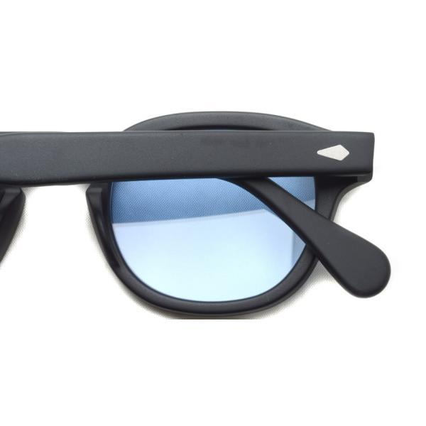 MOSCOT モスコット サングラス LEMTOSH-Sun レムトッシュサン MATTE BLACK-BLUE マットブラック・ブルー PROPSオリジナルカラーレンズ 【送料無料】|props-tokyo|05