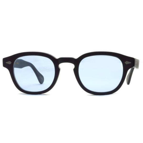 MOSCOT モスコット サングラス LEMTOSH-Sun レムトッシュサン MATTE BLACK-BLUE マットブラック・ブルー PROPSオリジナルカラーレンズ 【送料無料】|props-tokyo|06