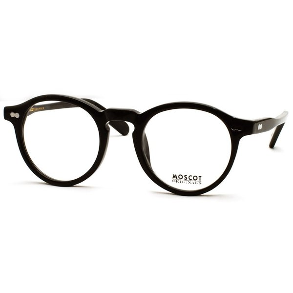 MOSCOT モスコット メガネ フレーム MILTZEN ミルゼン BLACK ブラック 【送料無料】|props-tokyo|06