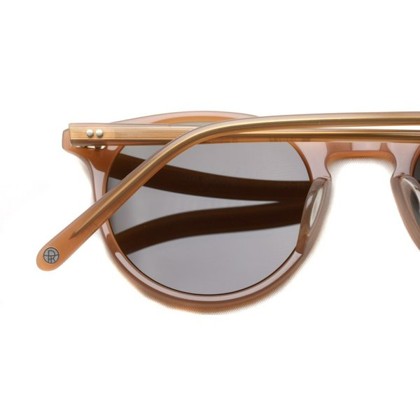 OLIVER PEOPLES THE ROW オリバーピープルズ  ザロウ O'MALLEY NYC  TPZ-BR トパーズピンクブラウン-ブラウンレンズ|props-tokyo|04