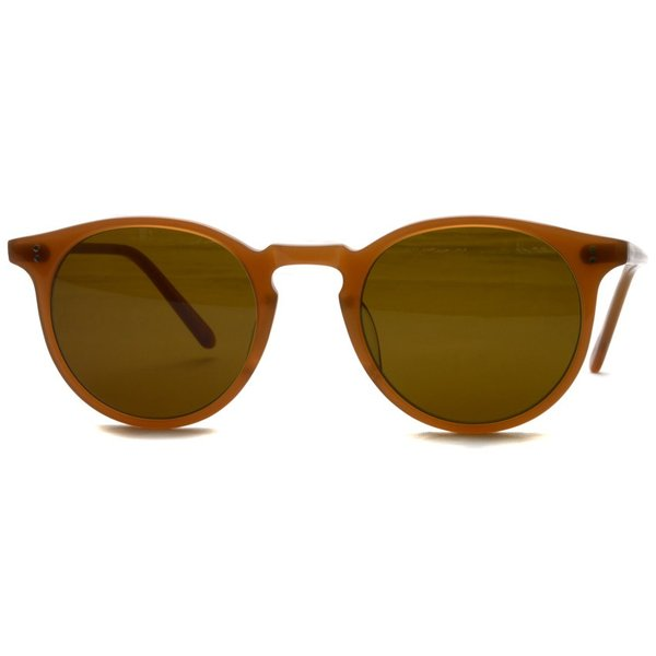 OLIVER PEOPLES THE ROW オリバーピープルズ  ザロウ O'MALLEY NYC  TPZ-BR トパーズピンクブラウン-ブラウンレンズ|props-tokyo|06