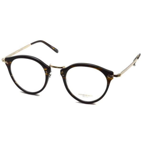 OLIVER PEOPLES オリバーピープルズ OP-505  COCO2 べっ甲柄-ゴールド 復刻モデル|props-tokyo