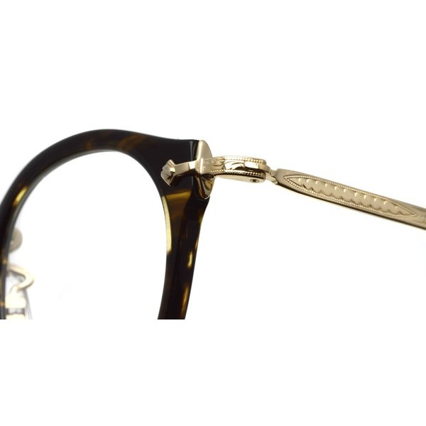 OLIVER PEOPLES オリバーピープルズ OP-505  COCO2 べっ甲柄-ゴールド 復刻モデル|props-tokyo|04