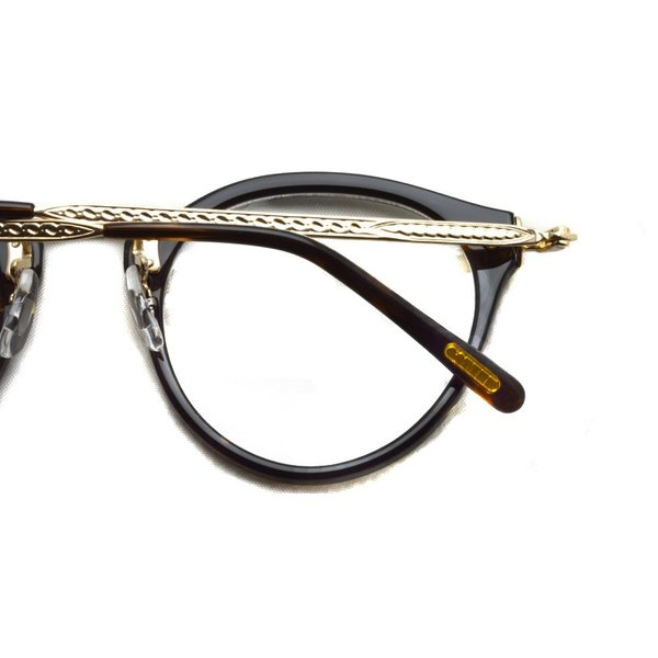 OLIVER PEOPLES オリバーピープルズ OP-505  COCO2 べっ甲柄-ゴールド 復刻モデル|props-tokyo|06