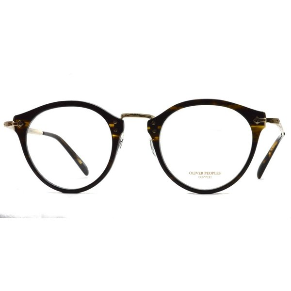 OLIVER PEOPLES オリバーピープルズ OP-505  COCO2 べっ甲柄-ゴールド 復刻モデル|props-tokyo|08