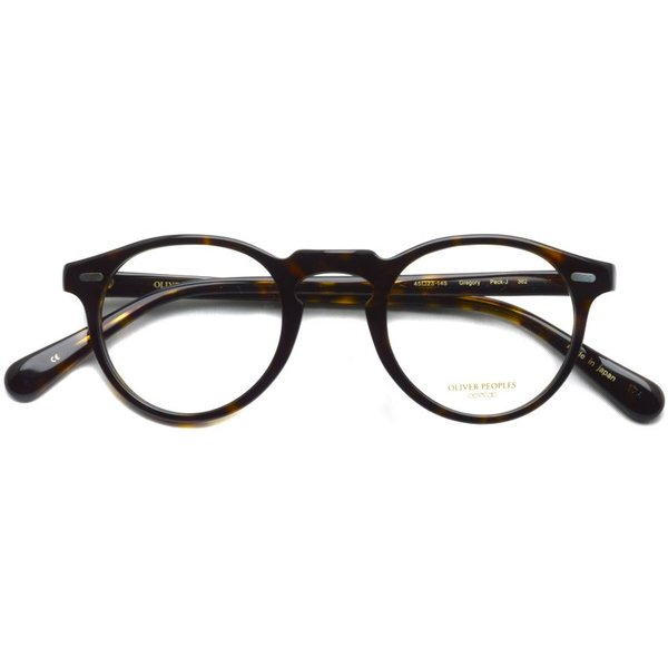OLIVER PEOPLES オリバーピープルズ GREGORY PECK - J グレゴリーペック 362 べっ甲柄【送料無料】|props-tokyo|02