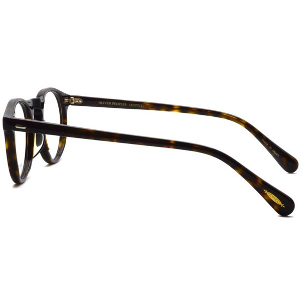 OLIVER PEOPLES オリバーピープルズ GREGORY PECK - J グレゴリーペック 362 べっ甲柄【送料無料】|props-tokyo|03