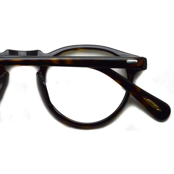 OLIVER PEOPLES オリバーピープルズ GREGORY PECK - J グレゴリーペック 362 べっ甲柄【送料無料】|props-tokyo|05