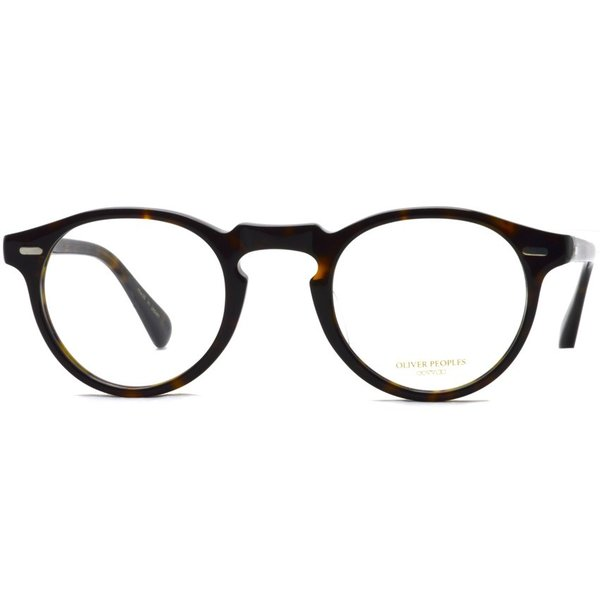 OLIVER PEOPLES オリバーピープルズ GREGORY PECK - J グレゴリーペック 362 べっ甲柄【送料無料】|props-tokyo|06