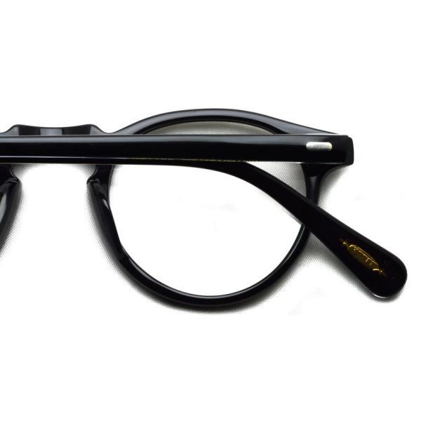 OLIVER PEOPLES オリバーピープルズ GREGORY PECK - J グレゴリーペック BK  ブラック props-tokyo 05