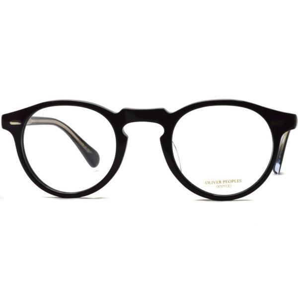 OLIVER PEOPLES オリバーピープルズ GREGORY PECK - J グレゴリーペック BK  ブラック props-tokyo 06
