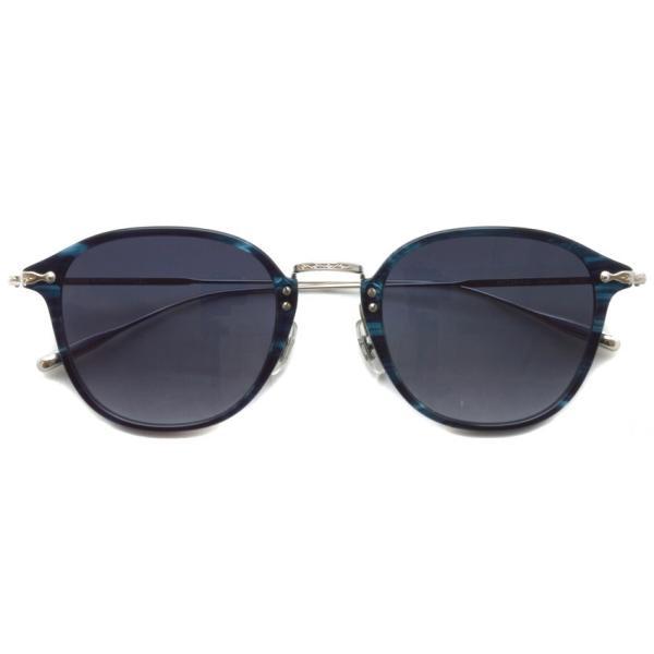 OLIVER PEOPLES オリバーピープルズ KENNER BLCC - Grey W ブルーデミ/シルバー-グレーグラデーション サングラス|props-tokyo|02