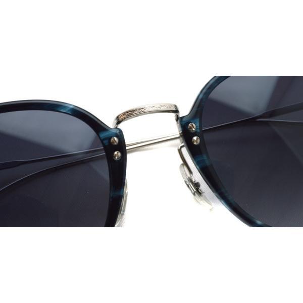 OLIVER PEOPLES オリバーピープルズ KENNER BLCC - Grey W ブルーデミ/シルバー-グレーグラデーション サングラス|props-tokyo|08