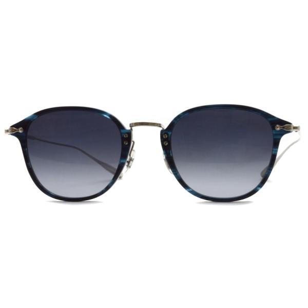OLIVER PEOPLES オリバーピープルズ KENNER BLCC - Grey W ブルーデミ/シルバー-グレーグラデーション サングラス|props-tokyo|09