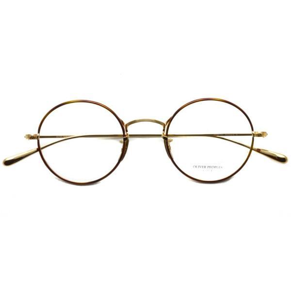 OLIVER PEOPLES オリバーピープルズ MCCLORY-C  G  ライトトータス-ゴールド  ラウンド 丸メガネ フレーム|props-tokyo|02