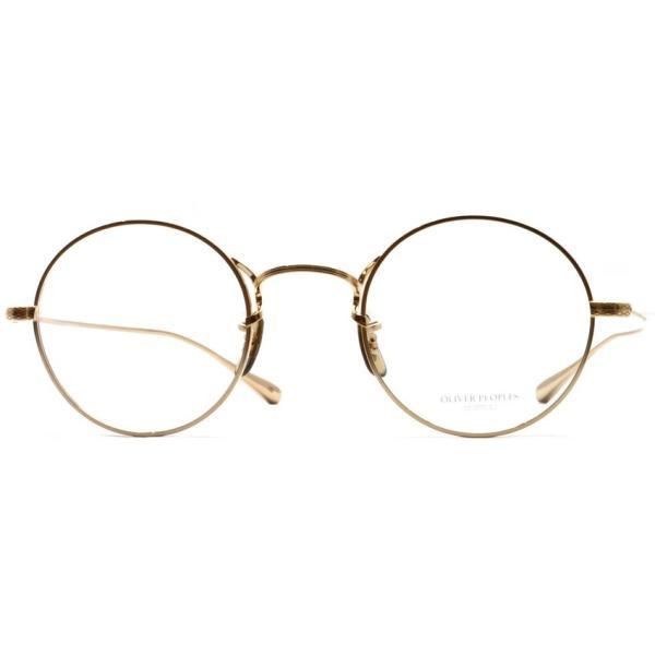 OLIVER PEOPLES オリバーピープルズ MCCLORY Gold ゴールド ラウンド 丸メガネ フレーム【送料無料】 props-tokyo 06