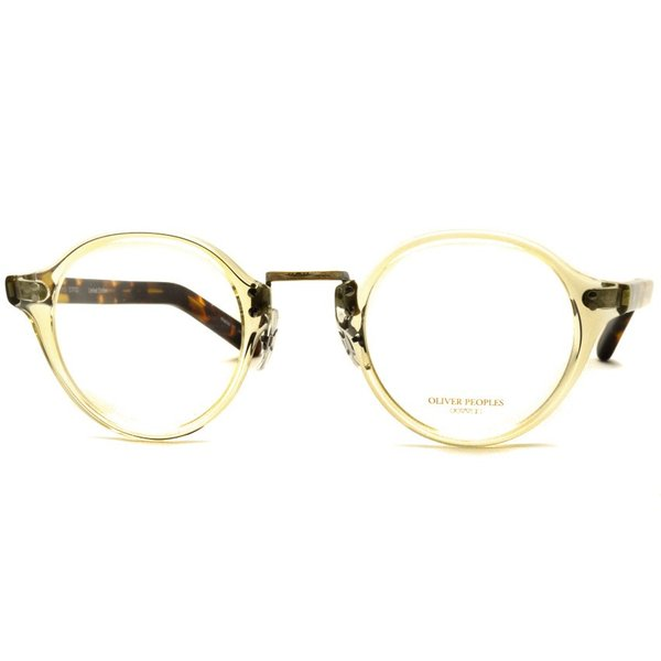OLIVER PEOPLES オリバーピープルズ メガネ OP-1955 BECR / DTB クリア-べっ甲柄 雅 復刻モデル props-tokyo 06