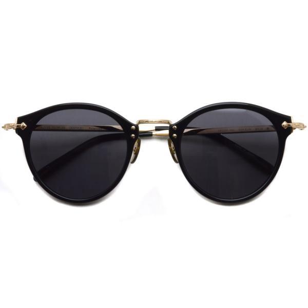 OLIVER PEOPLES オリバーピープルズ OP-505 Sun BK/GRY Polar ブラック / ゴールド / グレー偏光レンズ サングラス|props-tokyo|02